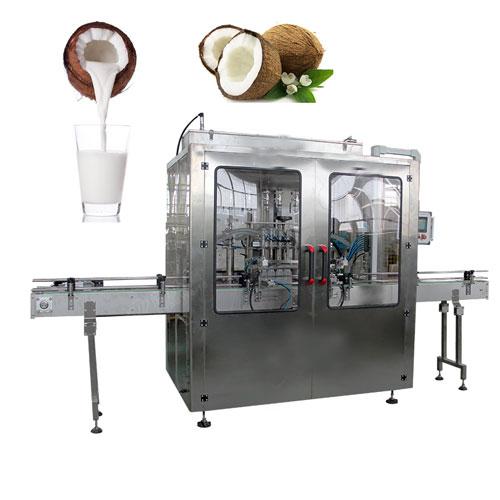 Automatic Coconut Milk Filling Machine