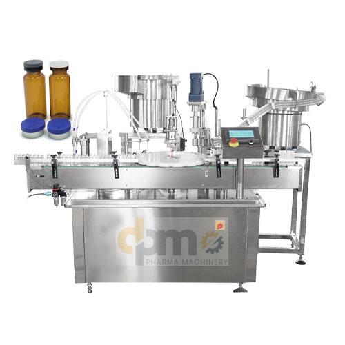 Injectable Liquid Filling Machine