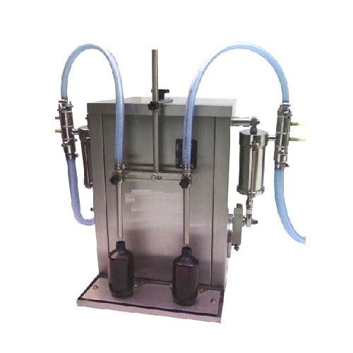 Two Head Liquid Filling Machine