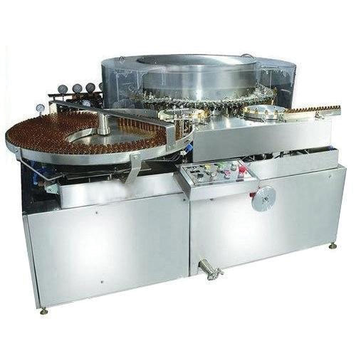 Automatic High Speed Rotary Ampoule Washing Machines
