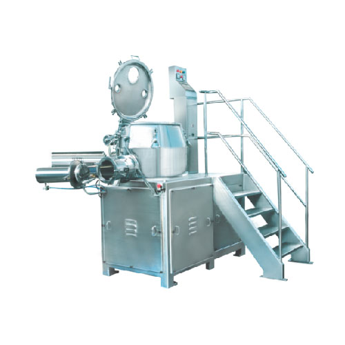 High Shear Mixer Granulator-HSMG / Rapid Mixer Granulator - RMG