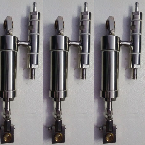 SS Syringes For Volumetric Bottle Filling Machine