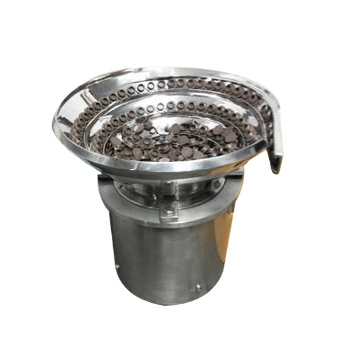 We have marked a distinct and dynamic position in the market by providing a high-quality array of Bowl Feeder For Rubber Seal.