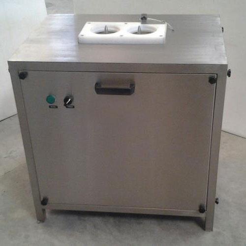 Semi Automatic Air Jet Bottle Washing Machine