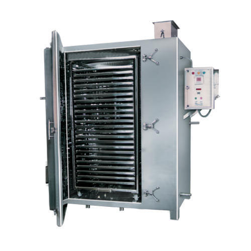 Tray Dryer, Vacuum Tray Dryer